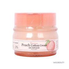 Skinfood Premium Peach Cotton Cream 63ml + Free gifts!