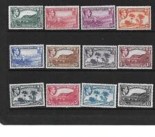 Montserrat 1938/48 set mm