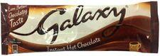 Galaxy Instant Hot Chocolate Powder Sachets 25g - Individual Single Serve Drink