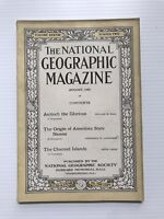 National Geographic Magazine - August 1920 - Antioch The Glorious
