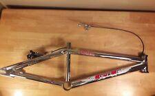 OLD SCHOOL BMX 1995 GT PRO FUELER FRAME VINTAGE RARE HTF PERFORMER