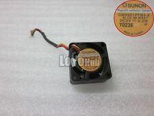 SUNON GM0501PFB3-8 N.(2).M.B227 2010 5V 0.2W mini cooling fan 3-Pin Magnetic