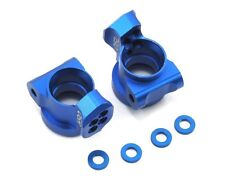 Yokomo 0.5° Aluminum Rear Hub Carrier (Blue) (2) - YOKB4-415R05