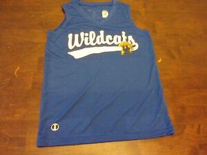 UK Kentucky Wildcats NEW youth medium Holloway basketball jersey kids