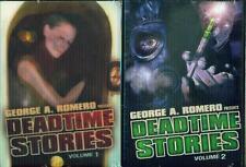 DEADTIME STORIES 1 & 2:  George Romero's 6 Stories NEW 2 DVD SET