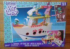 Littlest Pet Shop LPS Cruise Ship Play set Series 1 New in Box NIP