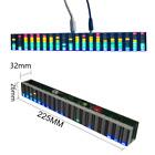 Stereo VU Meter Indicator Music Spectrum Analyzer 20 Segment LED Level Display