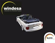 Ford Escort ALF Cabrio CONVERTIBLE WIND DEFLECTOR wind stop screen (Bodi XL)