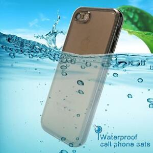 New High Quality Waterproof Shockproof Case and Cover for IPhone 7&7Plus