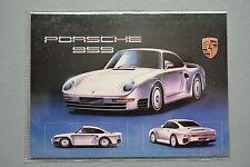 R&L Modern Postcard: Porsche 959 by Athena