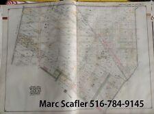 Original 1917 Brooklyn Ny Rugby Remson Village Flatbush E Belcher Hyde Atlas Map