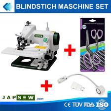 Tragbare Blindstitch Japsew + 2 x TITAN SCHERE + USB LED LAMPE mit Rechnung