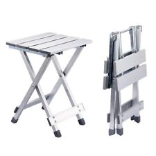 Portable Folding Stool Outdoor Aluminum Alloy Plastic Lightweight Fishing Chairs