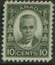 Canada 1931 10 cents Cartier unmounted mint NH