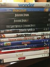 Blu-Ray Movies Lot Pick Your Own $3 *No Digital Codes
