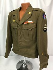 WWII US Army Pacific Command Ike Jacket