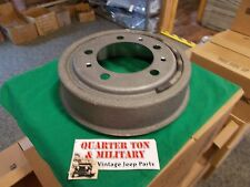 Jeep Willys M38 M38A1 M170 Brake drum NEW SPECIAL PRICE!! 7328371
