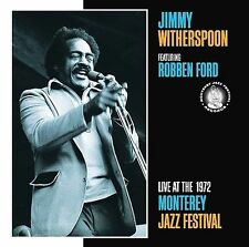 NEW - Live At The Monterey Jazz Festival 1972 (Feat. Robben Ford)