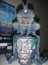 DC DIRECT MIB NEW! BATMAN on JOKER GARGOYLE KOTOBUKIYA STATUE DARK KNIGHT ArtFX