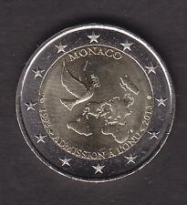 MONACO  2 EURO  COMMEMORATIVE 2013 -  ONU