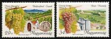 HUNGARY - 2000. Grapes and Wine Producing Areas IV. MNH!! Mi 4602-4603