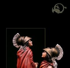 El Viejo Dragon Miniatures Greek Hoplite Girl #4