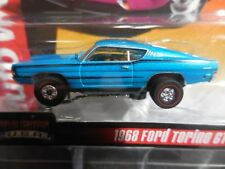 AUTO WORLD ~ '68 Ford Torino GT ~ New In Clam Pack ~ Also Fits Aurora, AW, JL