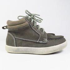 Joe Fresh Gray Sneaker Boots in Size 8 (Toddler)