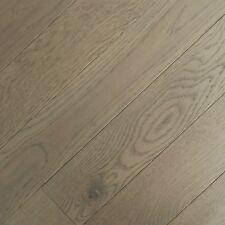 """5"""" Brushed French Oak Hefeweizen Engineered Floating Wood Flooring Plank Sample"""