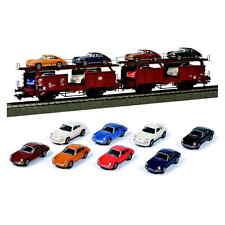 Schuco 452650200 Ladegutset 8 X Porsche 911 1 87(h0) Neu/ovp