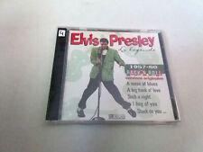 "ELVIS PRESLEY ""LA LEGENDE 1957-60 ROCK'N ROLL"" CD 15 TRACKS VERSIONES ORIGINALES"