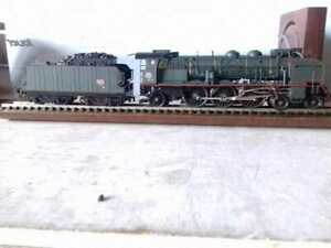 Jouef  Club Locomotive 231 G 104 Tube d'origine  Rèf. 827000
