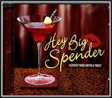 Hey Big Spender Music CD, Smooth Tunes ,Cocktail Bar Favoutites, Janice Hagan