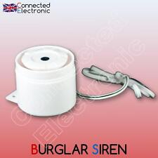 WIRED INTERNAL SIREN LOUD 120dB FOR BURGLAR ALARM RFID GSM WIFI 433 MHz