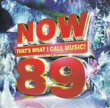 Now That's What I Call Music ! 89 - NEW Music CD Compact Disc