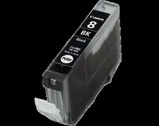 Canon Pixma IP 6600D Cartuccia Compatibile Stampanti Canon CLI-8BK NERO