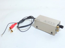 Used Denon AU-300LC MC Cartridge Step Up Transformer EMS tracking