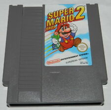 SUPER MARIO BROS 2     Nintendo  NES Spiel    GETESTET