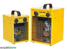 Generatore aria calda cannone elettrico professionale stufa per aree di lavoro