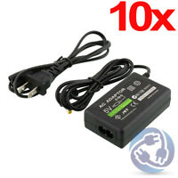 Lot - 10X AC Adapter Power Supply Charger Plug for Sony PSP 1000 2000 3000 A/C