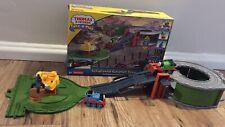 Thomas & Friends Take N Play Scrapyard Cleanup Team Train Set Mint