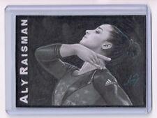 2018 ACEO Sketch Card ALY RAISMAN Olympics RIO 1/1