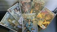 Witchblade 1995 series # 38 #39 #40 #41 #42 #43 lot of 6 top cow comics