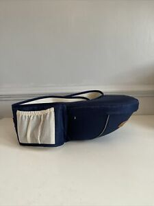 Gabesy Lightweight Baby Hip Seat Infant Carrier Waist Seat Hardly Used