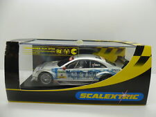 Scalextric c2567 MERCEDES CLK DTM EXPRESS SERVICE no.4, in scatola