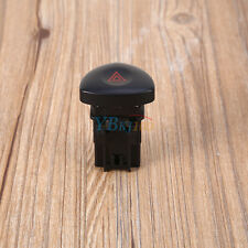 For All Renault Clio MK II 01-06 Types Hazard Warning Light Switch Button