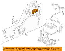 Chevrolet GM OEM 12-16 Sonic 1.8L-L4-Fuse Relay-Junction Block 96954323