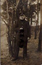 WW1 Petty Officer interned as a POW Prisoner of War in Germany Brandenburg