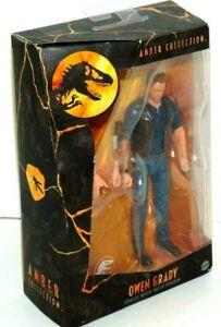 Mattel Jurassic World Fallen Kingdom Amber Collection Owen Grady Figure
