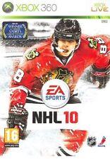 NHL 10                 -----   pour X-BOX 360